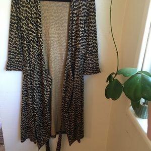 Diane von Furstenberg Vintage Collection Silk Wrap
